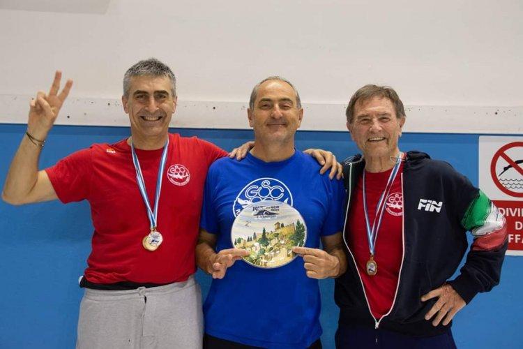 Master Garden 28 volte d'oro a San Marino