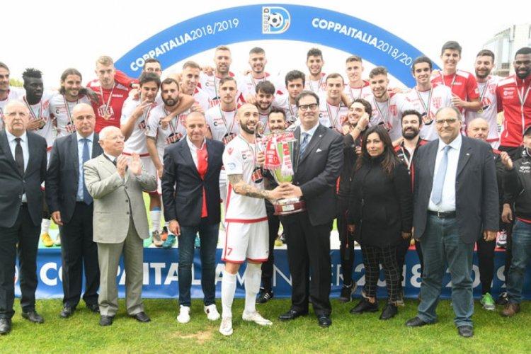 Coppa Serie D - Matelica Campione!