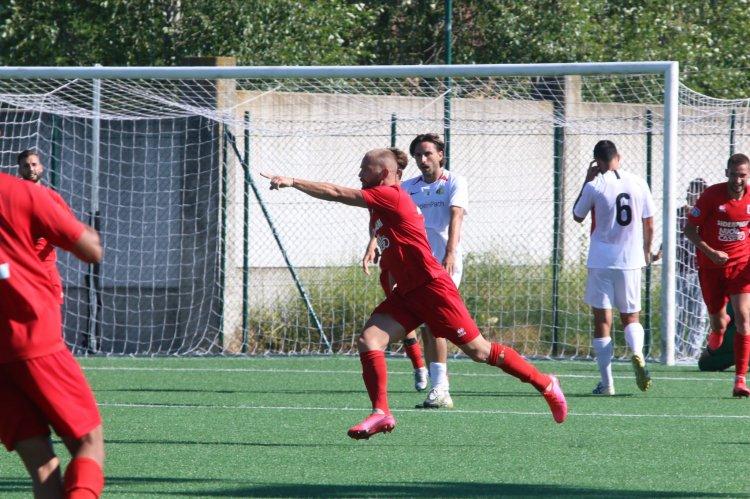 Lentigione Calcio vs U.S. Fiorenzuola 0-1