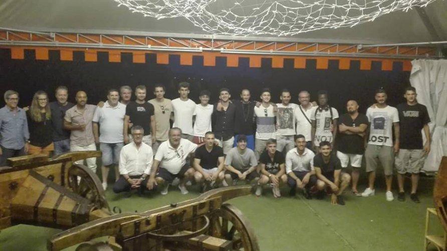 La presentazione del Molinella Reno FC 1911