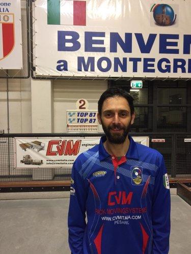 Bocce Serie A : la CVM Montegridolfo pronta al  via del Campionato 2021