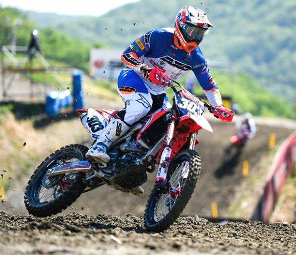 Talenti Azzurri FMI Motocross: Forato riconquista la tabella rossa dell'EMX250