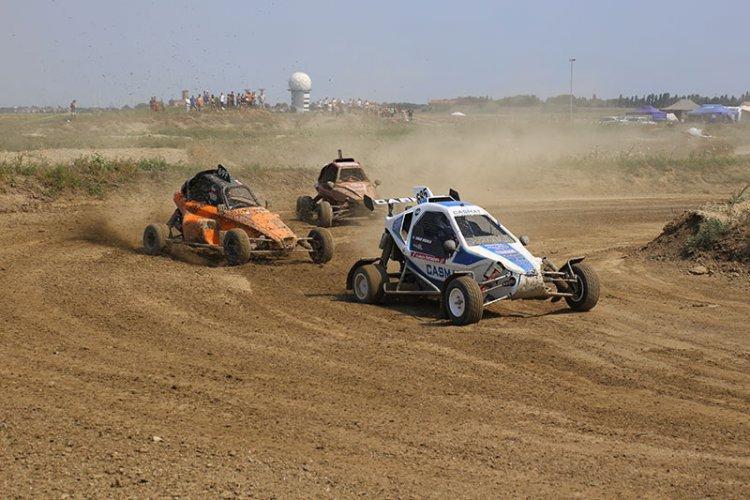 Autocross: grande spettacolo sul tracciato di Riorc