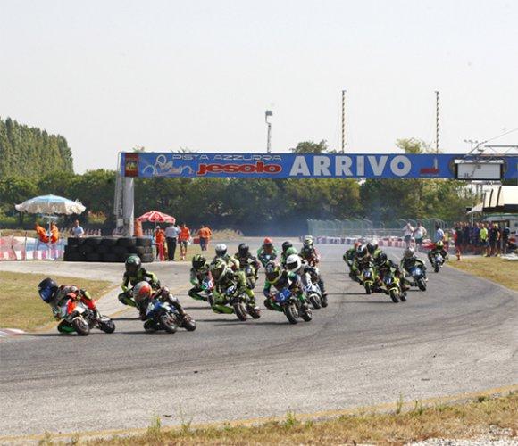 CIV Junior: a Jesolo il Campionato Italiano Minimoto assegna i primi titoli 2017