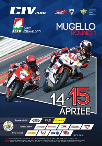 Coppa Italia: 400 piloti per il primo round 2018 al Mugello