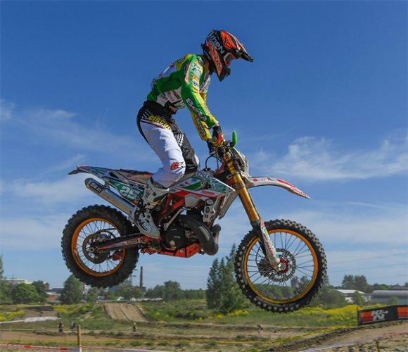 Intenso weekend di gare per i Pata Talenti Azzurri FMI del Motocross