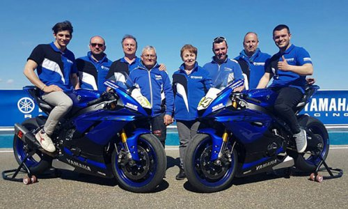 Esordio stagionale per il GAS Racing team