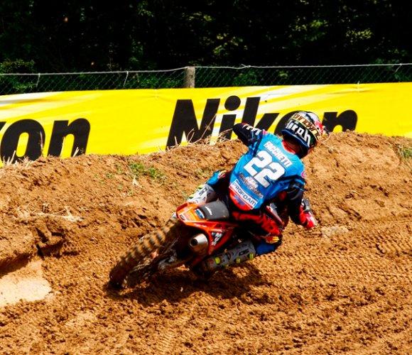 Fine settimana positivo per i Talenti Azzurri FMI del Motocross