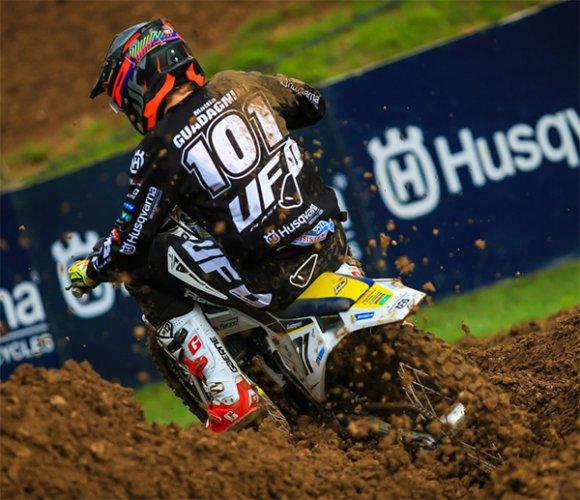 Talenti Azzurri FMI Motocross: nuova vittoria di Guadagnini nell'Europeo 125