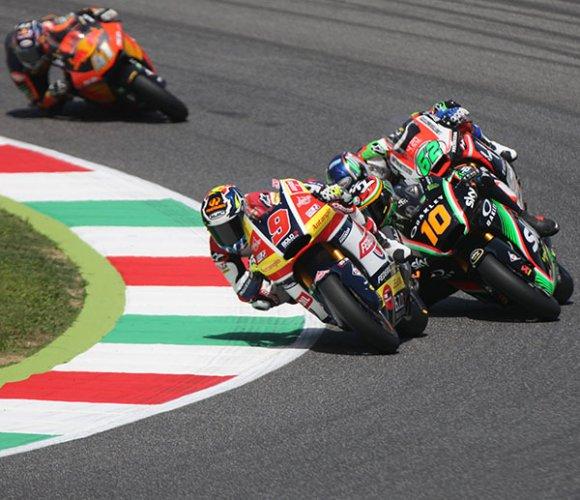 Per Bagnaia tredici preziosi punti per la classifica di campionato al Gran Premio d'Italia Oakley