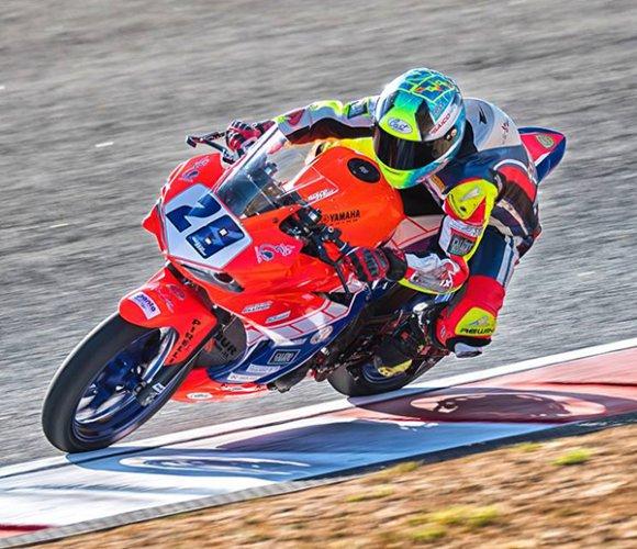 Il Team Terra e Moto chiude la stagione in bellezza, a Jerez Giacomini ritrova punti e sorriso