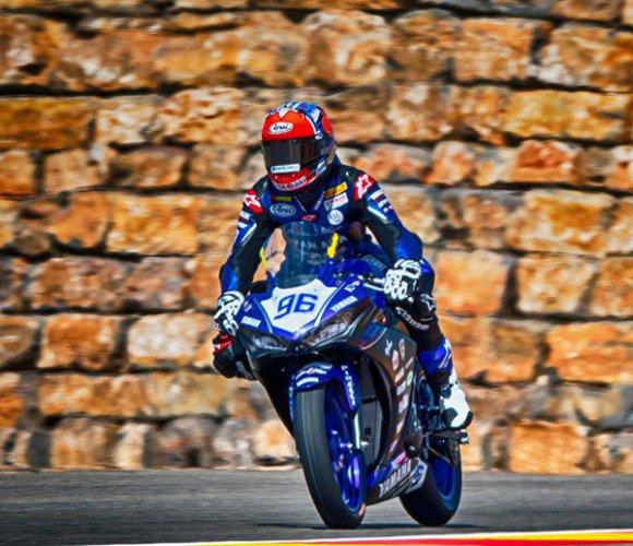 Team Terra e Moto, esordio difficile per Pratna in Spagna