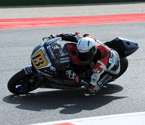Moto 2 - Ufficiale licenziato Il pilota marchigiano Romano Fenati
