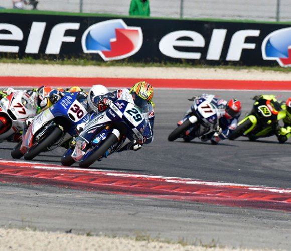 Civ Round 3 ad Imola: il Gresini Racing Junior Team scalda i motori