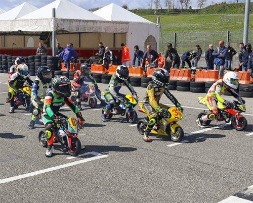 Coppa Italia Minimoto: la pista Xbikes ospita la finale 2017