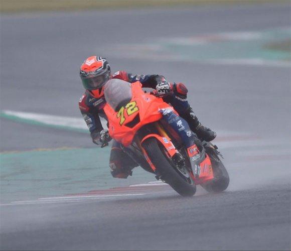 CIV Supersport 600 Mugello 2: La pioggia regala ad Alessio Finello e al team Terra e Moto il miglior risultato stagionale