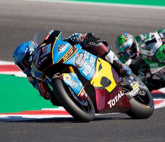Moto2 | Gp Misano FP3: Marquez è il più veloce, segue Di Giannantonio