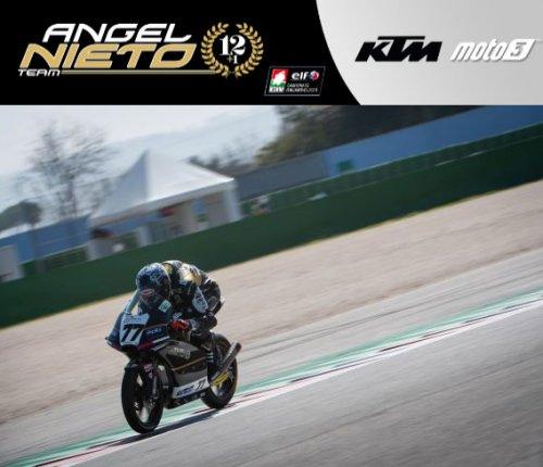 Angel Nieto team MTR e Raffaele Fusco pronti per il quarto round del CIV a Misano