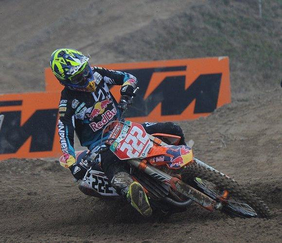 Cairoli si aggiudica gli Internazionali d'Italia di Motocross