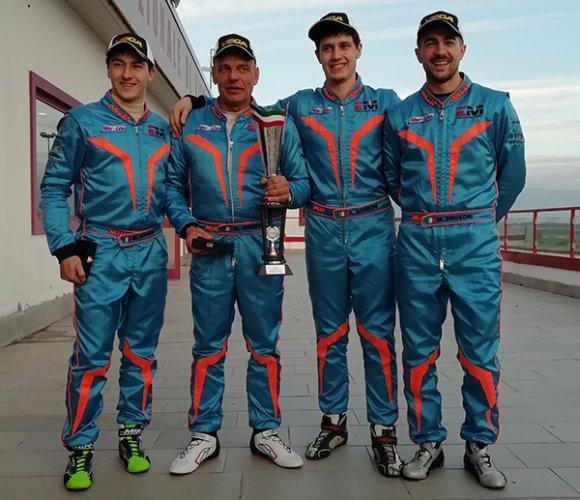 Emilia Romagna terza nel  Campionato Italiano di kart per squadre regionali