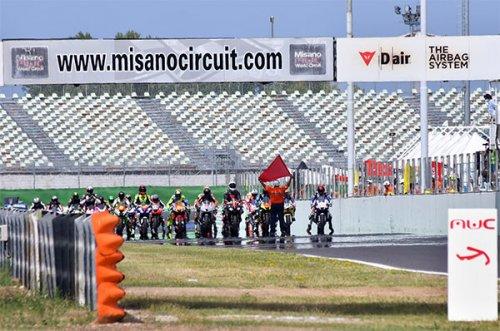 Coppa Italia Velocità, atto finale al Misano World Circuit