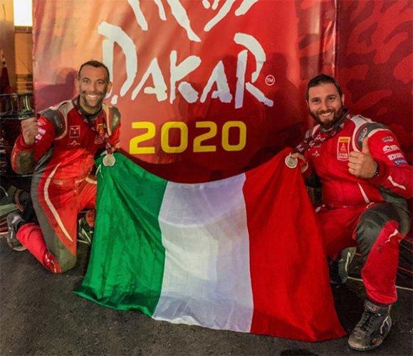 DAKAR 2020 - Stage 12 – HARADH > QIDDIYA