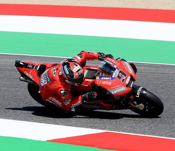 MotoGP Le Mans, ordine di arrivo: trionfa Petrucci, caduta per Rossi