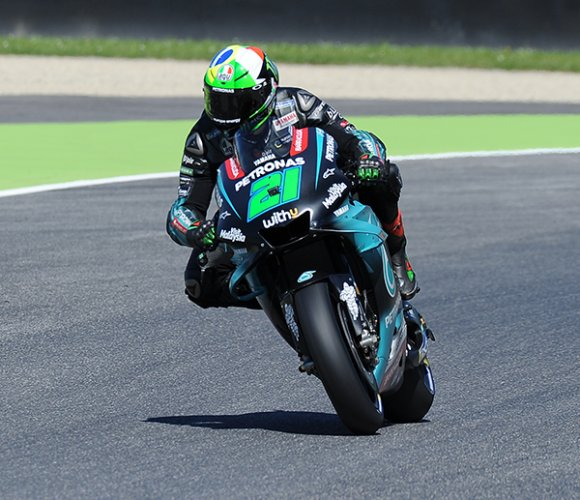 GP Valencia, che trionfo di Morbidelli!