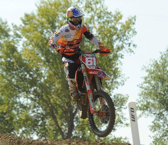 MX2: Jorge Prado implacabile, a Imola arriva un'altra doppietta