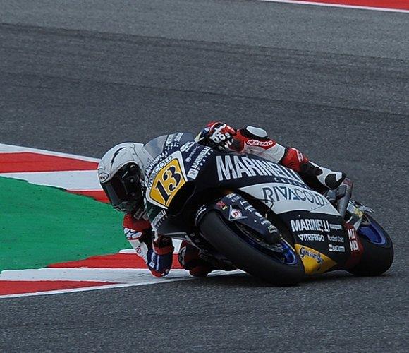 Romano Fenati torna in Moto3 nella prossima stagione.