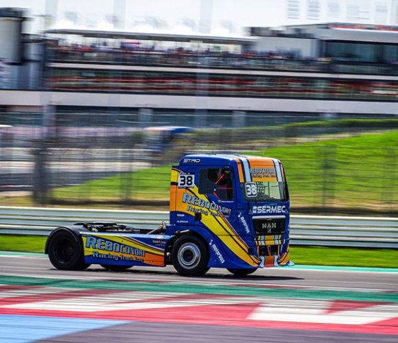 Misano world circuit: domani e domenica camion in pista