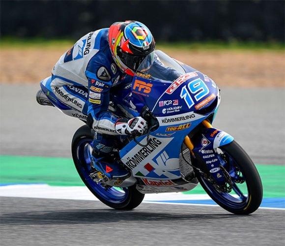 Moto 3 - Terza fila per Rodrigo in Thailandia, Rossi penalizzato