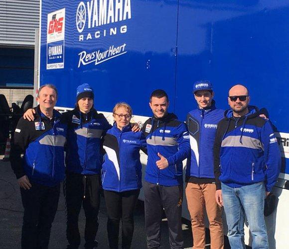 Primo test 2019 per il G.A.S. racing team