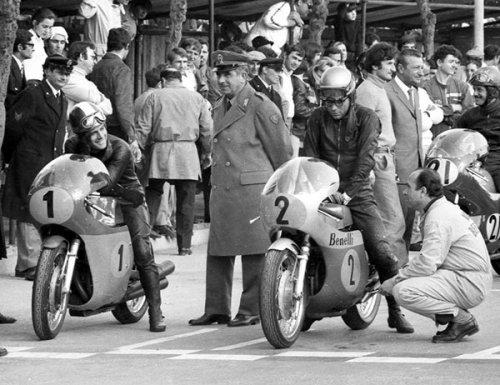 The Rider's Land. Storia del motorismo romagnolo e sammarinese dal 1901 al 1971