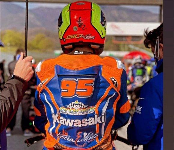 Il team Terra e Moto e Giuseppe De Gruttola sfiorano il podio al Mugello