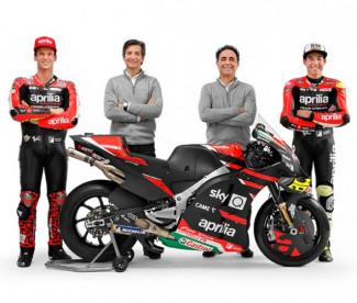 Aprilia Racing: Aleix Espargarò e Lorenzo Savadori sono i piloti ufficiali