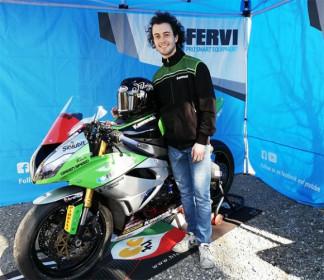 "Un altro pilota modenese entra in ""casa"" Green Speed: Marcello Vincenzi"