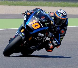 Gp Catalogna, Moto2: Marini vince e allunga.