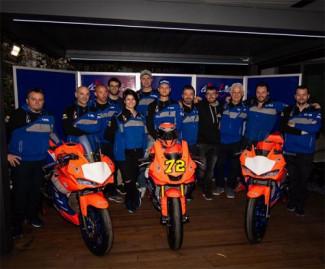 Presentati i piani del team Terra e Moto per la stagione 2019
