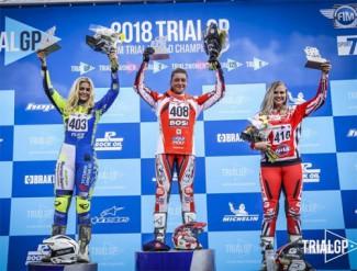 Talenti Azzurri FMI Trial: Alex Brancati vince ancora nella Trial2 Women's World Cup