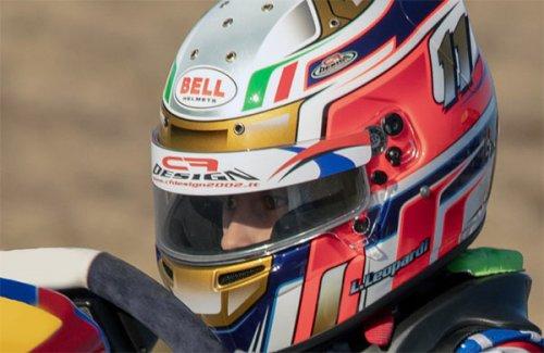 Kart. Lorenzo Leopardi vince il Trofeo d'Estate di Siena. Un esordio incredibile!