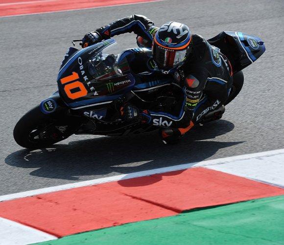 """Luca Marini, GP Malesia Moto2 2018: """"E' stato bellissimo vincere qui a Sepang. Oggi sapevo di essere il più forte!"""""""