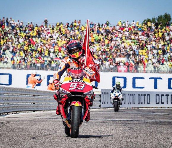 Quasi 160.000 spettatori nel weekend del Gran Premio Octo di San Marino e della Riviera di Rimini