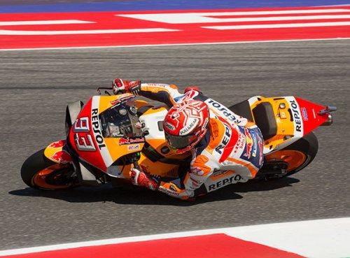 "Gp Misano - Marc Marquez: Yamaha veloci, ma siamo competitivi"""