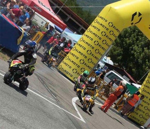 Campionato Italiano Minimoto: preview Circuito La Scintilla Round 7-8