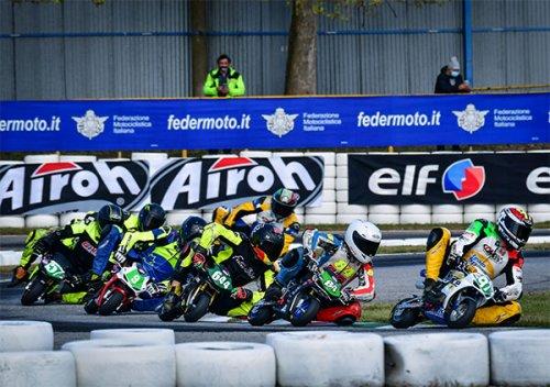 Campionato Italiano Minimoto round 2 Rieti