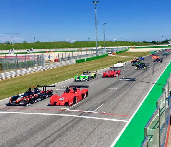 A Misano World Circuit si accende la lotta nel 5° Peroni race weekend