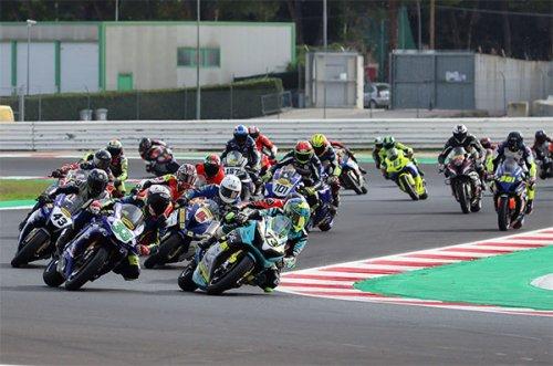 A Misano i vincitori della Coppa Italia Velocità 2021