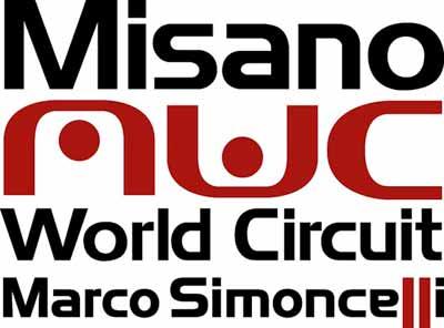 Moto in pista a Misano World Circuit