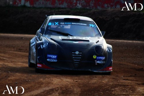 Paolo Diana e Tedak Racing  insieme nel Campionato Italiano Rallycross
